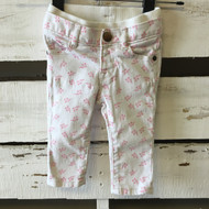 Baby Gap 1969 'Girlfriend' Skinny Floral Jeans