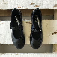 Bloch Black Patent Tap Shoes