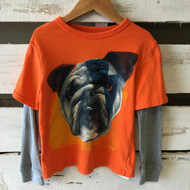 Baby Gap 2 In 1 'Bulldog' Tee