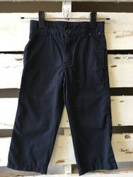 Gymboree Twill Navy Pants