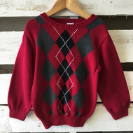 Gymboree Argyle Sweater
