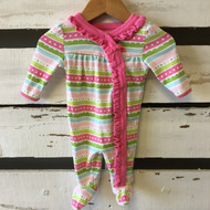Gymboree Striped Sleeper