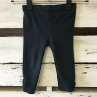 Baby Gap Black Leggings