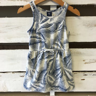 Baby Gap Palm Leaf Print Dress