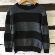 Gap Kids Brown Striped Sweater