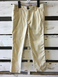 Mini Boden Tan Chino Pants