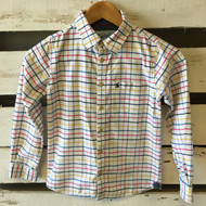 Joules 'Hamish' Plaid Button Up Shirt