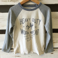 Baby Gap 'Heavy Duty' Baseball Tee