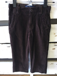 Mini Boden Dark Brown Corduroy Pants