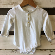 Baby Gap White Bodysuit