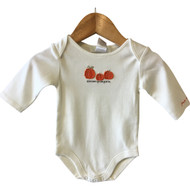 New! Janie & Jack  'Littlest Pumpkin' Bodysuit