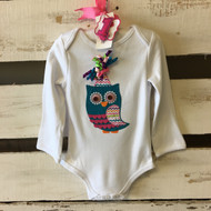 Mudpie 'I'm One!' Bodysuit