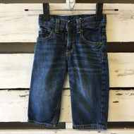 Baby Gap Dark Wash Straight Leg Jeans