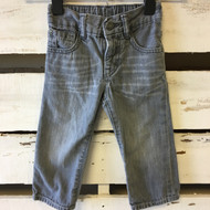 Baby Gap Grey Wash Straight Jeans