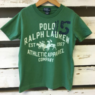 Polo by Ralph Lauren Green Tee Shirt