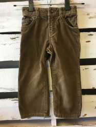 Baby Gap Brown Corduroy Pants