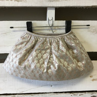 Peek Little Peanut Silver Shimmer Skirt