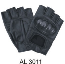 Fingerless gloves with Kevlar Knuckles