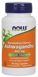 Ashwaghanda - Now Foods
