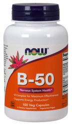 B-50 by Now Foods