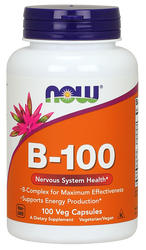 B-100 by Now Foods
