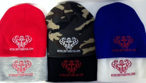 Muscle Store Beanies