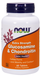 Extra Strength Glucosamine & Chondroitin by Now Foods