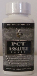 PCT Assault - 60 cap by Pharma War