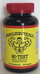 Muscleceuticals Hi-Test
