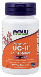 Advanced UC-II  Joint Relief by Now Foods