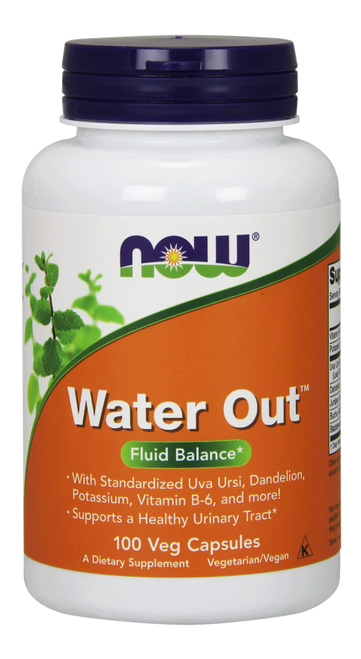 Water Out by Now Foods