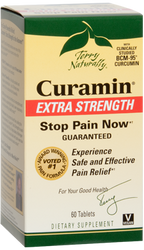 Curamin Extra Strength 60 tab by Terry Naturally - Europharma