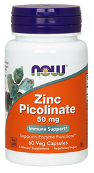 Zinc Picolinate by Now Foods
