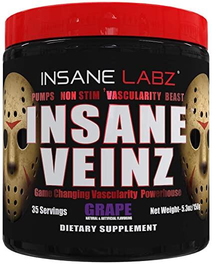 Insane Veinz by Insane Labz