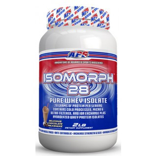 Isomorph 28 Pure Whey Isolate by APS Nutrition