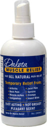 Dakota Muscle Relief - 8 oz Spray