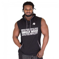 Gorilla Wear Melbourne S/L Hooded T-Shirt