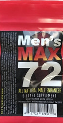 Men's Max 72 - Single Ct
