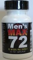 Men's Max 72 - 10 ct