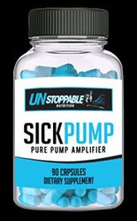 Unstoppable Nutrition Sick Pump