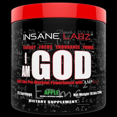 I Am God by Insane Labz