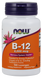 Vitamin B-12 2000 mcg lozenges by Now Foods