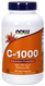Vitamin c 1000mg  250 caps by Now Foods