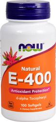Vitamin E-400 Now Foods