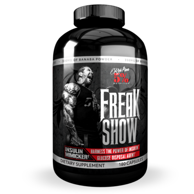Freak Show Rich Piana 5% Nutrition