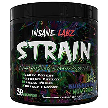 Strain Pre Workout by Insane Labz