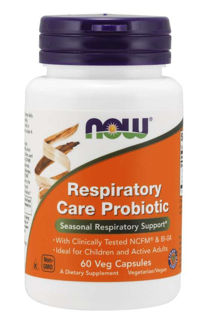 Respiratory Care Probiotic Now Foods