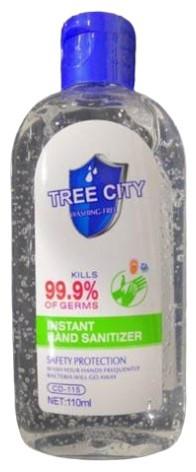 Tree City Hand  Sanitizer - 4 oz