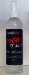 Psycho Killer Hand Sanitizer by Insane Labz