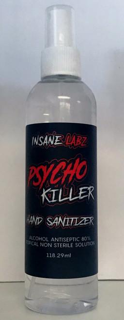 Psycho Killer Hand Sanitizer by Insane Labz